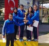 SİİRT VALİSİ - Siirtspor Lisesi Öğrencileri Bocce'de Türkiye Şampiyonu Oldu