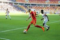 Spor Toto Süper Lig Açıklaması Evkur Yeni Malatyaspor Açıklaması 0 - Aytemiz Alanyaspor Açıklaması 0 (İlk Yarı)