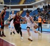 Tahincioğlu Basketbol Süper Ligi Açıklaması Trabzonspor Açıklaması 73 - Eskişehir Basket Açıklaması 86