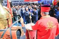 Tahtalı Hamam Müzesi Bakanların Katılımıyla Açıldı