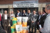 YÜKSEL KARA - Tavşanlı'da 155 Üreticiye Tohum Ve Fidan Dağıtıldı