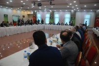 Tokat'ta Üzüm Üreticilerinin Sorunları Masaya Yatırıldı