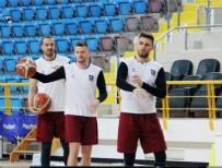BASKETBOL MAÇI - Trabzonspor, maça çıkmayan tüm yabancı oyuncularıyla yollarını ayırdı!