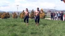 KIRKPINAR GÜREŞLERİ - Üniversiteli Pehlivanlar Yeni Sezon İçin Kispet Giydi
