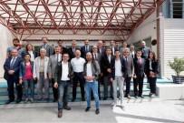 Vali Varol Basına Projeleri Tanıttı