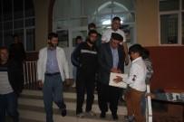HALIL KAYA - Yavuzeli'de Miraç Kandili İbadetle Geçirildi