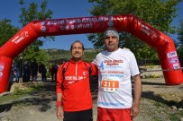 Adana'da Akdam Henis 3. Geleneksel Maraton Koşusu Gerçekleşti