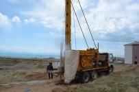 JEOLOJI - Adilcevaz'da Belediyesi Sondaj Çalışması Başlattı
