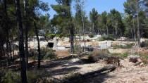 ÖZGÜR SURİYE ORDUSU - Afrin'de Bin Teröristi Alacak Yer Altı Karargahı Bulundu