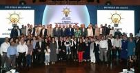 İBRAHIM AYDıN - AK Parti Antalya İl Yönetimi 2019 Yolunda Eğitim Kampına Girdi