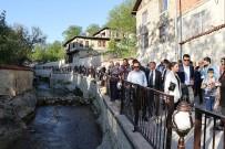 MEHMET UZUN - Akçasu Kanyonu Turizm Haftasında Hizmete Açıldı