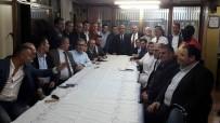 BISMILLAH - Avrupa Yakası Erzurum Dernekleri Federasyon Çatısında Toplanıyor