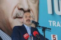 DEMİRYOLLARI - Bakan Soylu Açıklaması 'Bu Millet İnsanlığını Döviz Kuruna Satmaz'