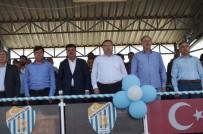 MEHMET TÜRKÖZ - BAL'a Çıkan Didim Belediyespor Kupasını Törenle Aldı