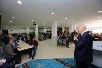 ÇAMLıCA - Başkan Yaşar, Apartman Ve Site Yöneticilerini Dinledi