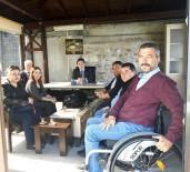 BOED Yönetiminden Kaymakam Görgülüaslan'a Nezaket Ziyareti