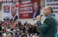 METAL YORGUNLUĞU - Cumhurbaşkanı Erdoğan Açıklaması 'Biz Bugünlere Manşetlerle Çarpışa Çarpışa Geldik'