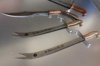 KıLıÇLAR - Diziden Etkilendi Kılıç Ustası Oldu