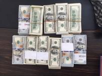 SAĞLIK PERSONELİ - FETÖ'cünün Evinde 90 Bin Dolar Para Çıktı