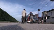 Filistin İçin İsveç'ten Yola Çıkan Ladraa, Düzce'de