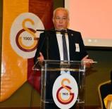 DİVAN BAŞKANLIĞI - Galatasaray'ın Yeni Divan Başkanı Eşref Hamamcıoğlu Oldu