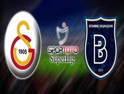 Galatasaray 2 - 0 Medipol Başakşehir