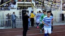 POLİS HAFTASI - Gaziantep'te Amatör Maç Sonrası Gerginlik