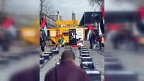 ROTTERDAM - Gazze'deki Yürüyüşe Bazı Avrupa Şehirlerinden De Destek Geldi