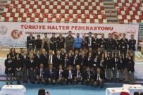Gençler Kulüpler Türkiye Halter Şampiyonası Sona Erdi