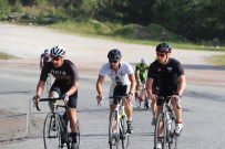 Gran Fondo Marmaris Bisiklet Yarışı Renkli Görüntülere Sahne Oldu