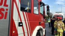 ESENGÜL - GÜNCELLEME - Otomobil Tur Otobüsüne Çarptı Açıklaması 4 Ölü, 1 Yaralı