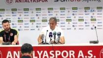 CENTİLMENLİK - Hamzaoğlu Açıklaması 'Kazandığımızda Alt Taraftan Büyük Ölçüde Kurtulacağımız Bir Maçtı'