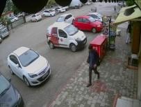 İş Yerinden 5 Şişe İçki Çalan Zanlı Tutuklandı