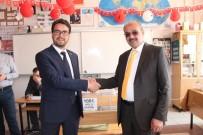 GÖKHAN ALKAN - Karaman'da KTSO'nun Yeni Başkanı Mustafa Gökhan Alkan Oldu