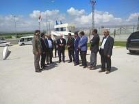 BATTAL COŞKUN - Kent Konseyi Yönetimi Kahta'da Bir Araya Geldi
