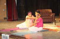 Kilis'te Tiyatro Oyununa Yoğun İlgi