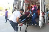Konya'da Silahlı Kavga Açıklaması 2 Yaralı