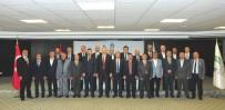 TAŞPıNAR - Konya Ticaret Borsasında Yeni Yönetim Belirlendi