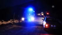 İSMAIL KAYA - Manisa'da Trafik Kazası Açıklaması 4 Yaralı