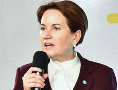 Meral Akşener'de skandal paylaşım