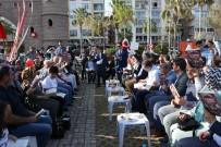 ALI ARSLAN - Mersin'de Kardeşlik İçin Kitap Okundu