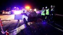 Nevşehir'de Kamyonet İle Otomobil Çarpıştı Açıklaması 5 Ölü, 4 Yaralı