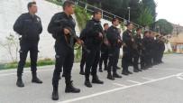 TÜRK POLİS TEŞKİLATI - (Özel) Polis Adayları Zorlu Eğitim Sürecinden Geçiyor