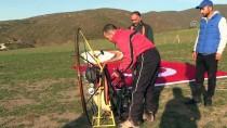 Paramotorla Türkiye'yi Havadan Görüntüleyecekler