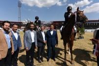 Şahinbey'de Atlı Spor Dalında Bir İlk