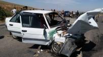 Şanlıurfa'da Feci Kaza Açıklaması 2 Ölü, 7 Yaralı