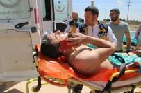 Şanlıurfa'da Sulama Kanalına Düşen 2 Kuzenden Biri Kurtarılırken, Diğeri İse Akıntıda Kayboldu