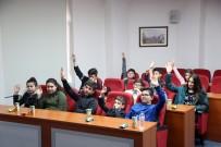 Sapanca Kent Konseyi Çocuk Meclisi'nde Olağan 3'Üncü Toplantı
