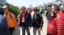 DENIZ OTOBÜSÜ - Şehit Aileleri Ve Çocukları İDO İle Boğaz Turu Yaptı