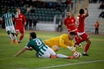 GİRESUN - Spor Toto 1. Lig Açıklaması Akın Çorap Giresunspor Açıklaması 1 - Balıkesirspor Baltok Açıklaması 0